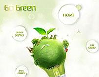 Creative Web Template Designs