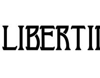 Logo design for Los Angeles Art Gallery V1