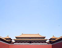 Forbidden city,Beijing,china