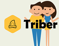 Triber - app concept presentation