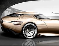 Mercedes SLH