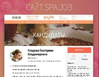 SITE SPA.JOB