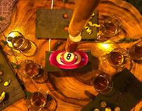 parce rum | creative direction