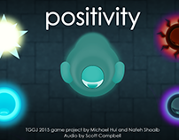 Positivity - Title Screen