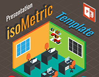 isoMetric – Creative Presentation Template I