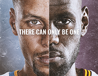 2017 NBA Finals x 2008 NBA Playoffs Campaign Remixed