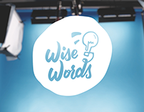 Wise Words Logo