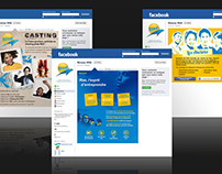 Rise sur Facebook (2011)