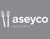 Aseyco Hosteleria Brand
