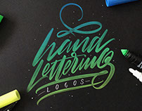 Lettering & Calligraphy Logos | Part 4