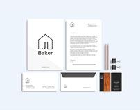 Brand Identity Design for JL Baker