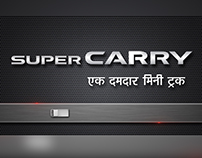 Maruti Suzuki Super Carry Launch Film Product Window