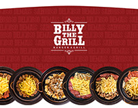 Website - Billy The Grill