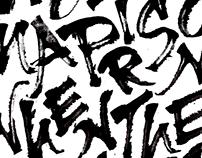 Typography : Cola Pen