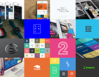 Super Shots // 2015 Dribbble Collection