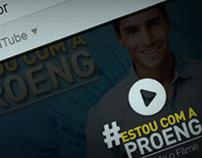 Proeng - Landing Page