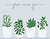 Grow as We Go Ben Platt Illustration