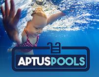 APTUS POOLS | Branding