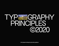 Typography Principles Website