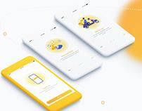 FooDrinks Application - UX/UI