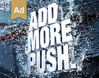 ADIDAS ADD MORE PUSH