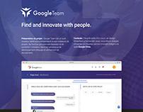 Google Team, projet pour l'Université Laval.