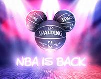 NBA x DISNEY