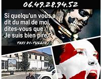Taxi Albertville, Taxi Les Saisies, Taxi Hauteluce...