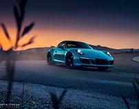 Porsche 911 Targa 4S GTS