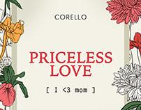 Dia das Mães Corello