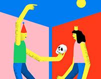 illustrations for DK Berendey