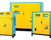 Phân biệt máy nén khí Puma trục vít và piston