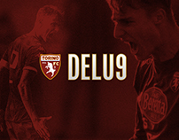 Manuel de Luca - DELU9 - Torino Player Artwork