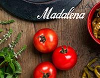 Madalena Chopp & Cozinha - Identidade Visual