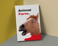 Boekcovers Animal Farm