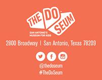 The DoSeum - branding