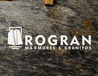 Logo Rogran Mármores e Granitos