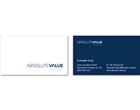 Absolute Value - Branding