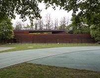 Estadio de atletismo Tussols-Basil | RCR arquitectes