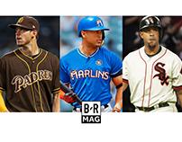 MLB uniform redesign for B/R