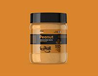Peanut Butter Design