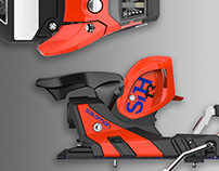 SALOMON - SKI BINDING RANGE