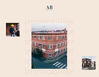 AB Real Estate - Website