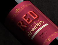 Red Silky Dreams - Malbec