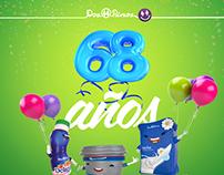 Aniversario Dos Pinos 2015