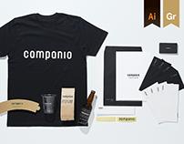 campanio - Brand Collateral