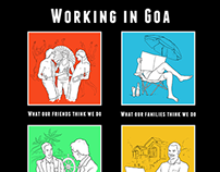 Working in Goa