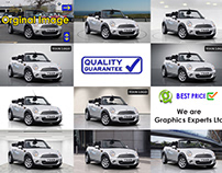 car photo editing service