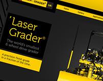 Laser Grader – a level headed, technical website