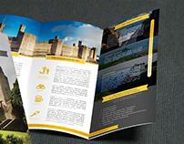 Ireland Traveling Brochure